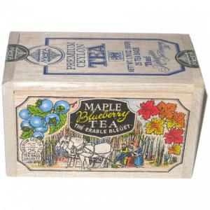 Metropolitan Tea Company Maple Blueberry Tea