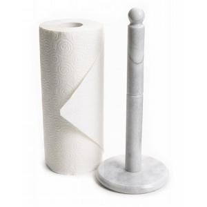 Fox Run White Marble Towel Holder