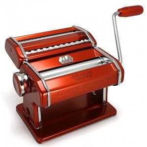 Marcato Atlas 150 Red Wellness Pasta Machine