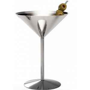 Danesco Stainless Steel Martini Goblet