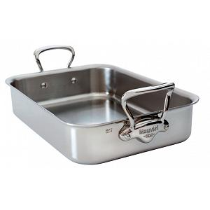 Mauviel M'cook 35cm Stainless Steel Roasting Pan