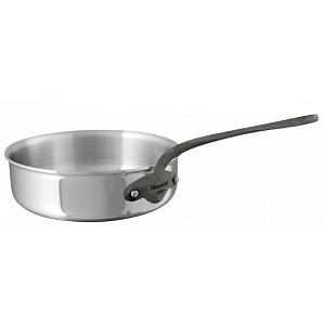 Mauviel M'cook C2 5.7L Stainless Steel Saute Pan