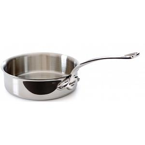 Mauviel M'cook 5.7L Stainless Steel Saute Pan