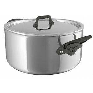Mauviel M'cook C2 5.8L Cocotte Stew Pan with Lid