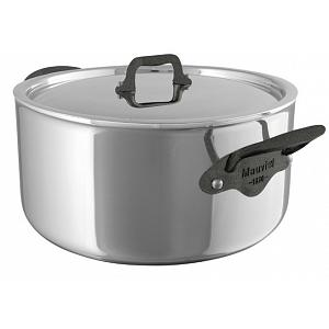 Mauviel M'cook C2 8.8L Cocotte Stew Pan with Lid
