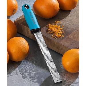 Microplane Premium Series Turquoise Zester Grater