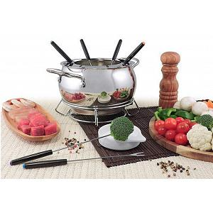 Swissmar Mont Brule Electric Meat Fondue Set