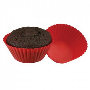 Danesco Set of 6 Silicone Muffin Liners