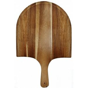 Natural Living Acacia Wood Pizza Paddle