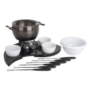 New York 3 in 1 Fondue Set