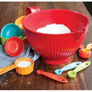 Nordic Ware Better Batter Mixing Bowl