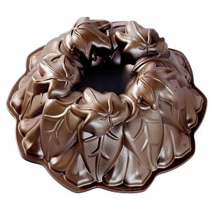 Nordic Ware Harvest Leaves Bundt Pan