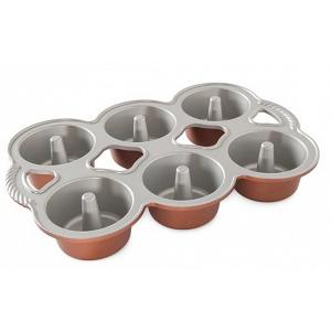 Nordic Ware Copper Mini Angel Food Cake Pan