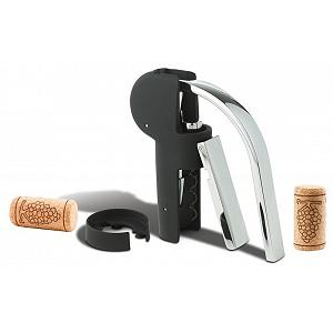 Nuance Lever Corkscrew with Handle