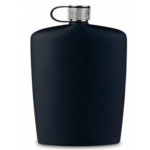Nuance Black Hip Flask