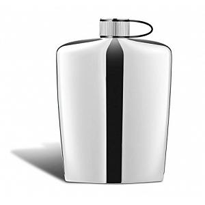 Nuance Stainless Steel Hip Flask