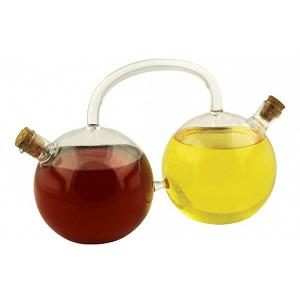Oil & Vinegar Bottle with Handle