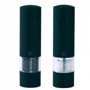 Peugeot Onyx Electric Salt and Pepper Mill Set