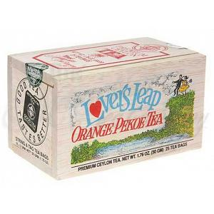 Metropolitan Tea Company Lovers Leap Orange Pekoe Tea