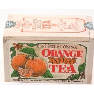 Metropolitan Tea Company Orange Spice Tea
