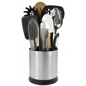 Oxo Steel Rotating Utensil Holder