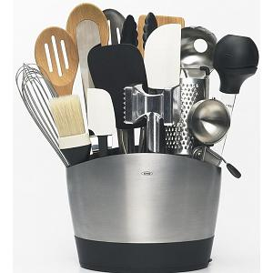 Oxo Steel Utensil Holder