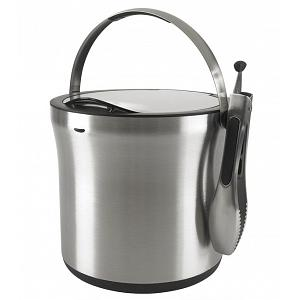 Oxo Steel Deluxe Double Walled Ice & Wine Bucket