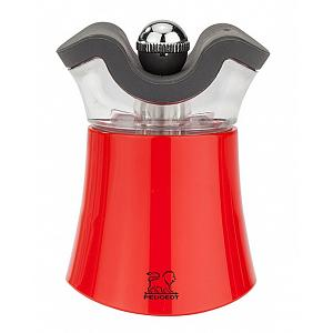 Peugeot Pep's Red Combi Pepper Mill & Salt Shaker