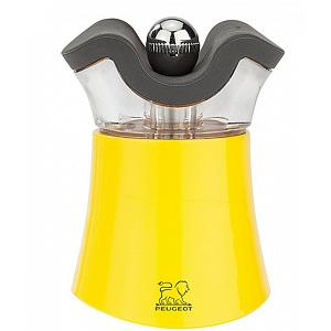 Peugeot Pep's Yellow Combi Pepper Mill & Salt Shaker