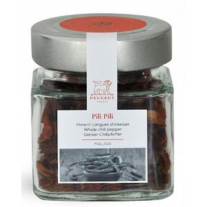 Peugeot Pili Pili Malawi Whole Chili Peppers 20g