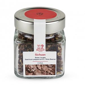 Peugeot Sichuan Szechuan Red Peppercorns 27g