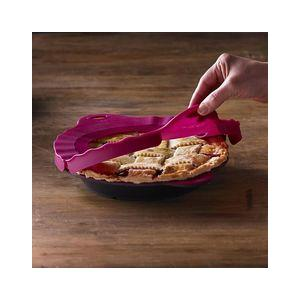 Trudeau Silicone Pie Crust Shield