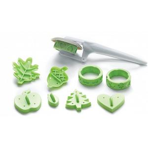 Fox Run Pie Decorating Set