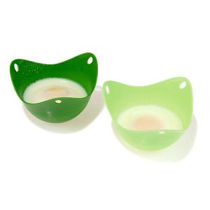 Fusionbrands Set of 2 Poachpod Egg Poachers