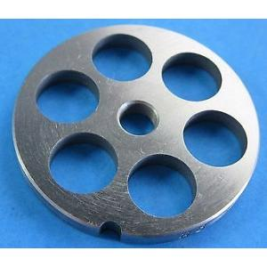 Porkert Meat Grinder #5 Replacement Grinder Plate 1/2""