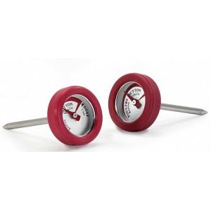 Danesco BBQ Devil Set of 2 Poultry Thermometers