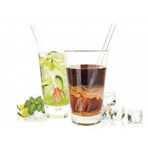 Prepara Set of 4 Swizzle Straws