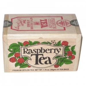 Metropolitan Tea Company Raspberry Tea