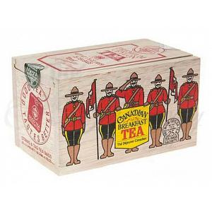 Metropolitan Tea Company RCMP Canadian Breakfast Tea