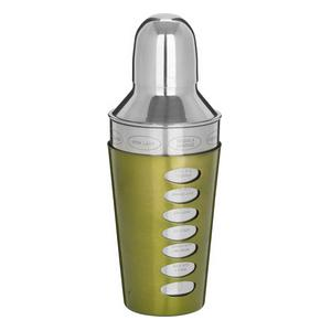 Trudeau Stainless Steel Cocktail Shaker with Measuring Cap