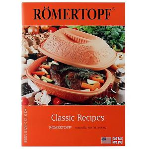 Romertopf Classic Recipes Clay Baker Cookbook