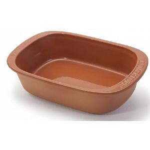 Romertopf 2-4 Person Au Gratin Clay Baker