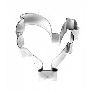 "Fox Run 3"" Rooster Cookie Cutter"