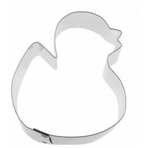 "Fox Run 3"" Rubber Ducky Cookie Cutter"