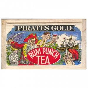 Metropolitan Tea Company Pirates Gold Rum Punch Tea