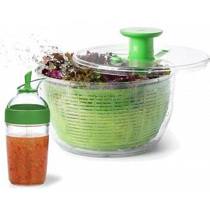Oxo Good Grips Salad Spinner & Dressing Shaker Set