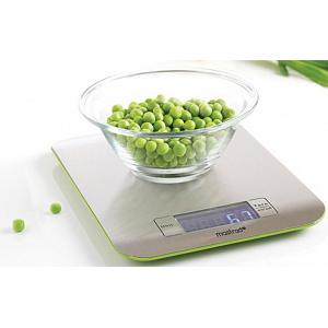 Mastrad Black Stainless Steel Electronic Kitchen Scale