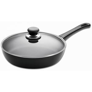 "Scanpan Classic 12.5"" Saute Pan with Lid"