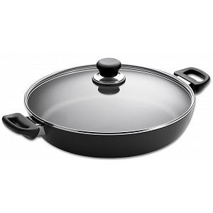 Scanpan Classic Chef Pan with Lid