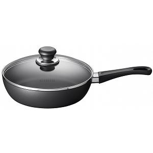 "Scanpan Classic 9.5"" Saute Pan with Lid"